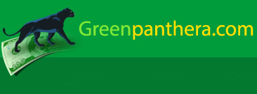 greenpanthera logo